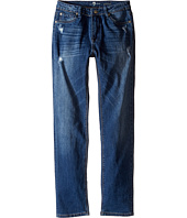 7 For All Mankind Kids - Paxtyn Denim Jeans in Snorkel Blue (Big Kids)