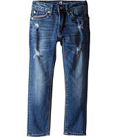 7 For All Mankind Kids - Paxtyn Denim Jeans in Snorkel Blue (Little Kids/Big Kids)