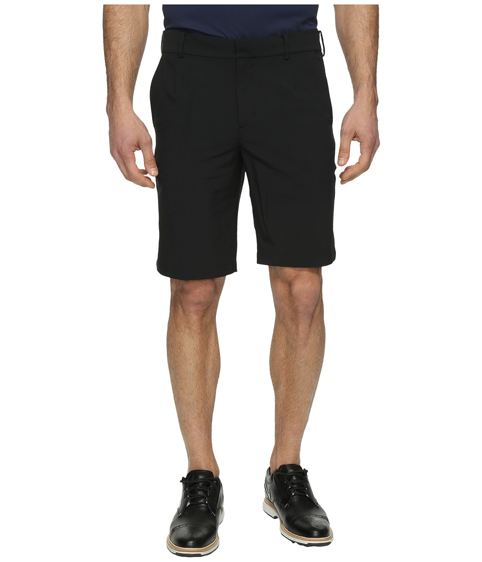 Nike Golf TW Adaptive Fit Woven Shorts (Black/Wolf Grey) Men