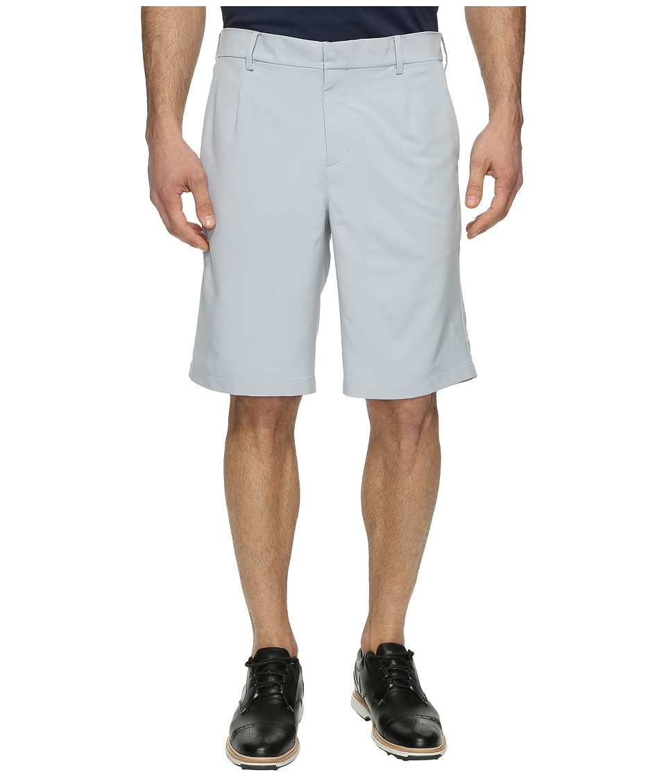 Nike Golf TW Adaptive Fit Woven Shorts (Wolf Grey/Black) Men