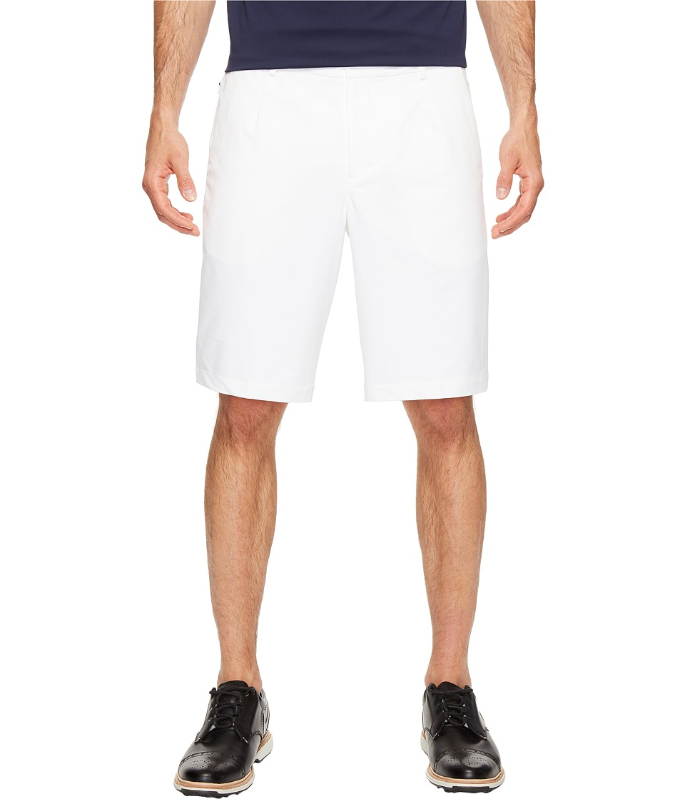 Nike Golf TW Adaptive Fit Woven Shorts (White/Black) Men