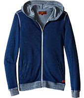 7 For All Mankind Kids - Knit Denim Hoodie