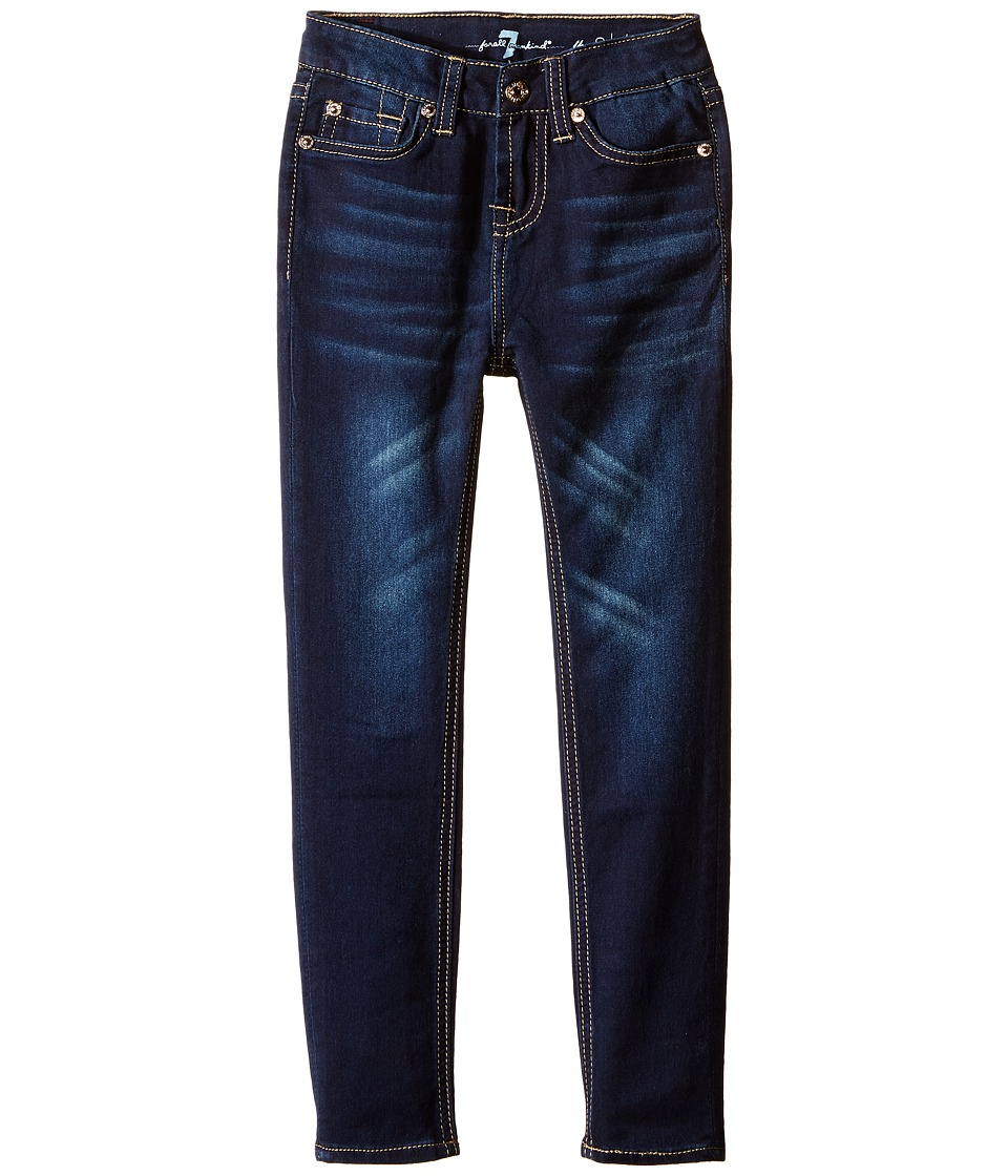 7 For All Mankind Kids - The Skinny Stretch Denim Jeans in Tried and True