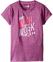 Under Armour Kids - Work For It Short Sleeve (Toddler)