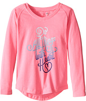 Under Armour Kids - Do All Things with Heart Long Sleeve (Toddler)