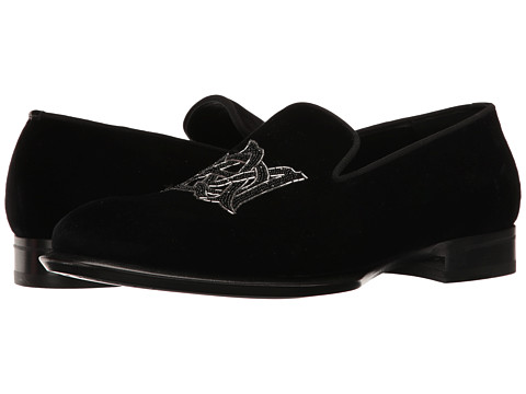 Alexander McQueen Velvet AMQ Slipper