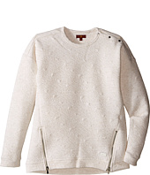 7 For All Mankind Kids - Quilted Jersey Pullover (Big Kids)