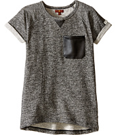 7 For All Mankind Kids - Marled French Terry Top (Big Kids)