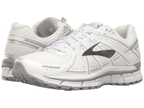 Brooks Adrenaline GTS 17 - White/Silver