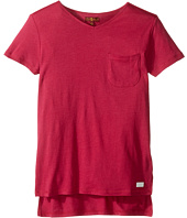 7 For All Mankind Kids - Slub Knit T-Shirt (Big Kids)