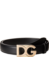 Dolce & Gabbana - Logo Buckle Dress Belt