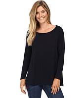 Nally & Millie - Scoop Neck Long Sleeve Top