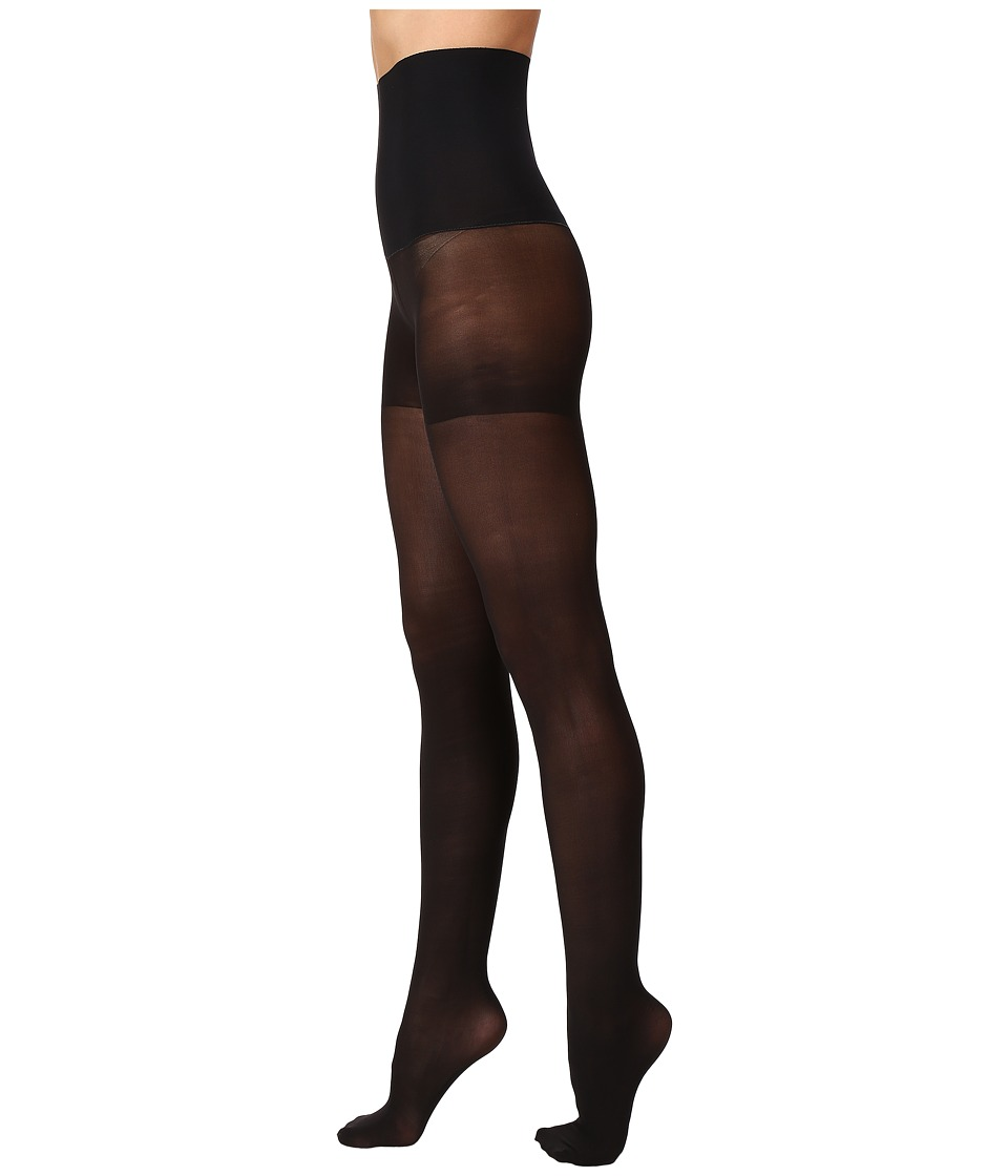 Commando - The Semi Opaque Control Tights HC30T01 (Black) Hose