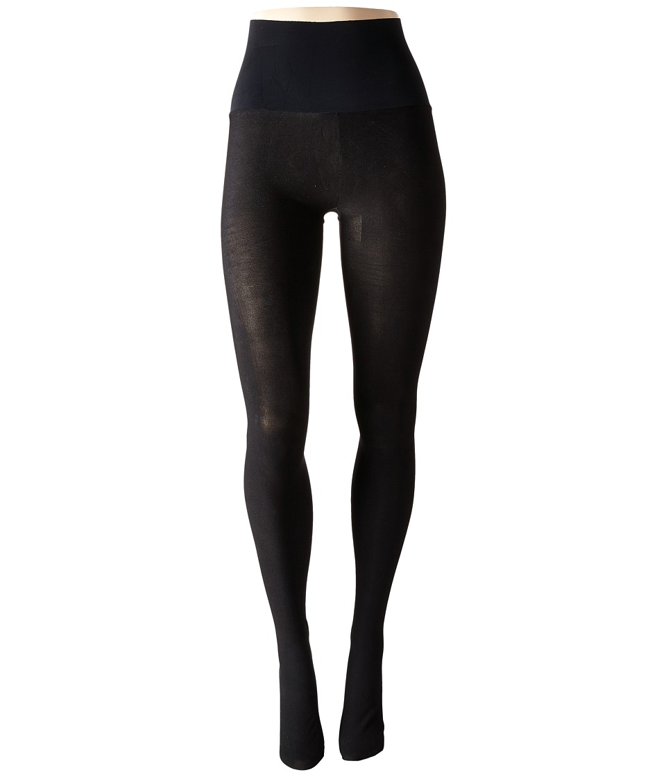 Commando - The Eclipse Blackout Opaque Tights H110T01 (Black) Hose
