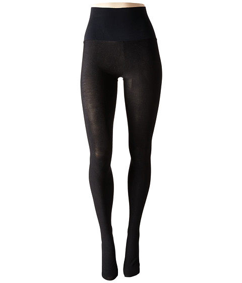 Commando The Eclipse Blackout Opaque Tights H110T01 - Black