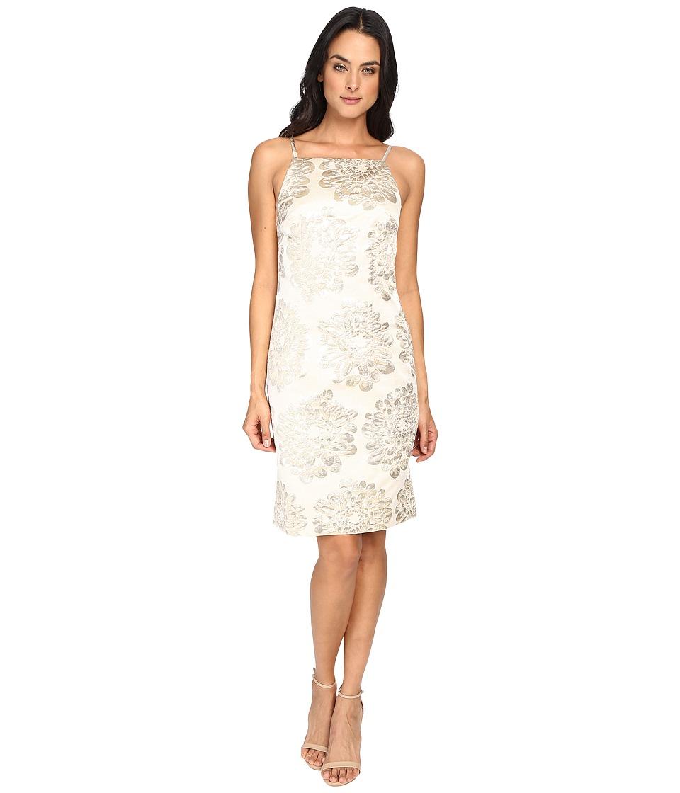 Trina Turk Sensational Dress (Ivory) Women
