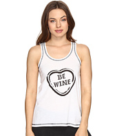 P.J. Salvage - Wine Is My Valentine Tank Top