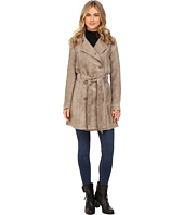 Jack by BB Dakota - Edsel Faux Suede Trench Coat