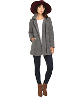 Jack by BB Dakota - Kantor Boucle Zip-Up Coat