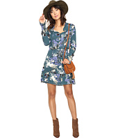 Jack by BB Dakota - Ashlene Printed Crinkle Rayon Dress
