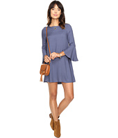 Jack by BB Dakota - Lulani Bell Sleeve Dress