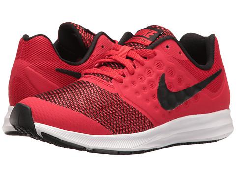 Nike Kids Downshifter 7 (Big Kid) - University Red/Black/White