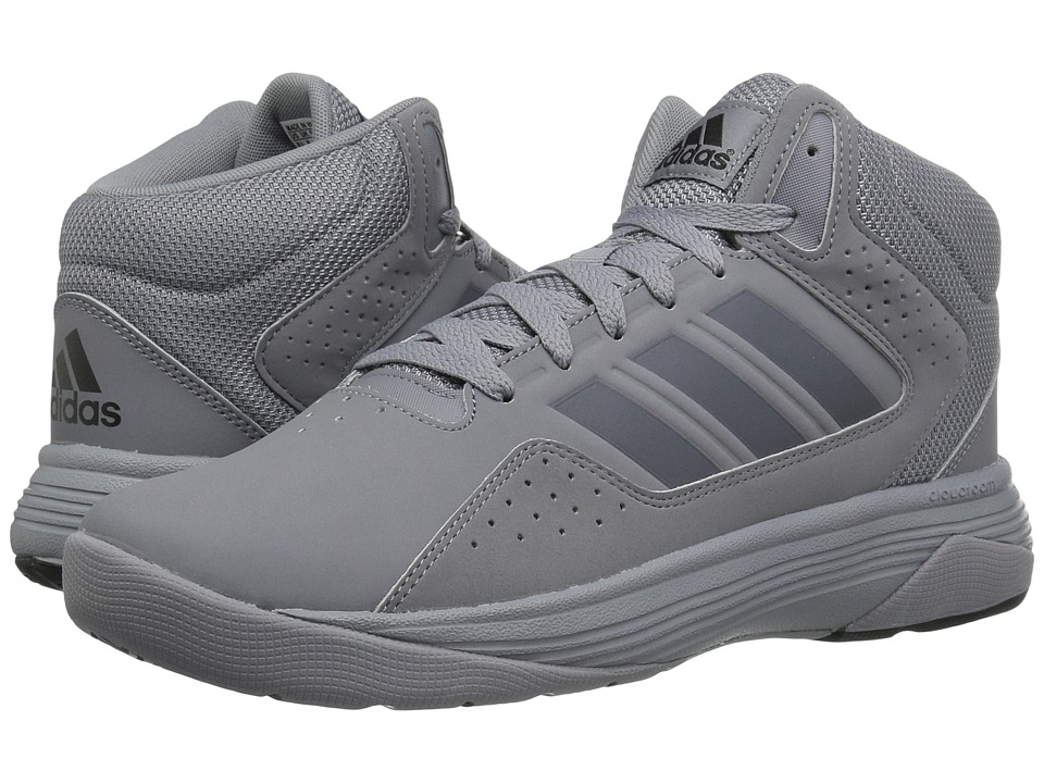 adidas Cloudfoam Ilation Mid (Grey/Onix/Core Black) Men
