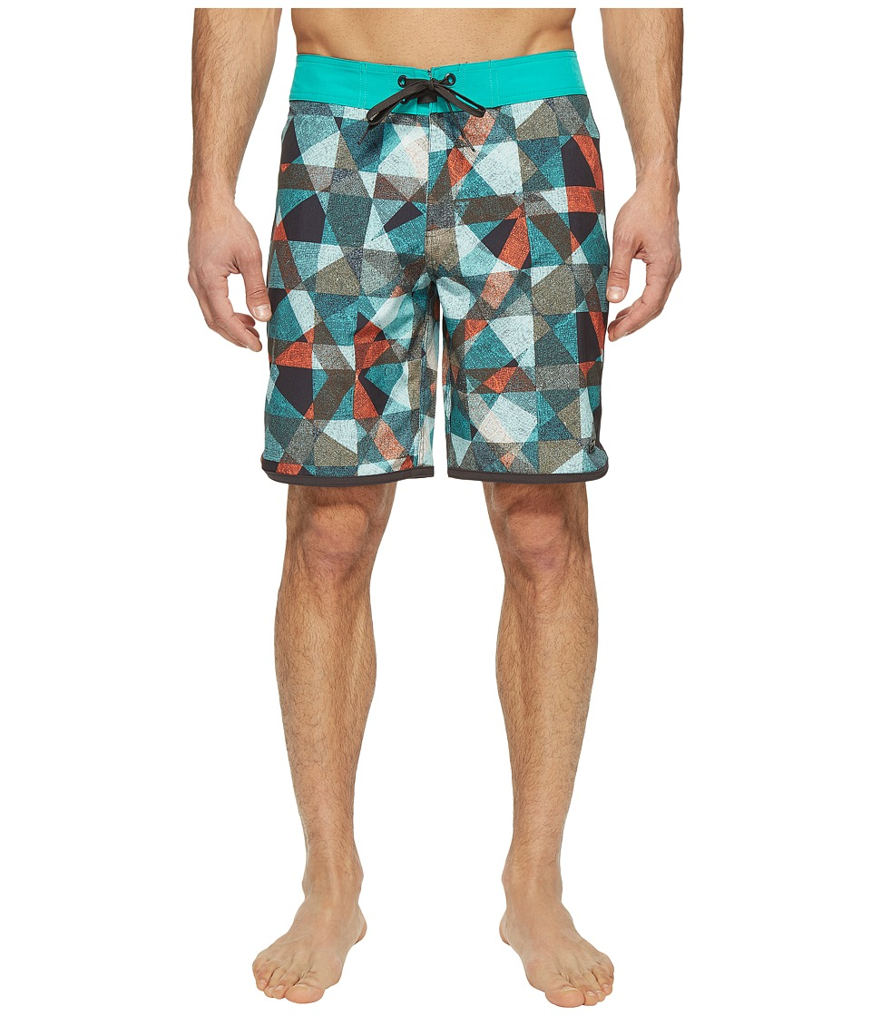 Prana High Seas Shorts (Spruce Dune) Men