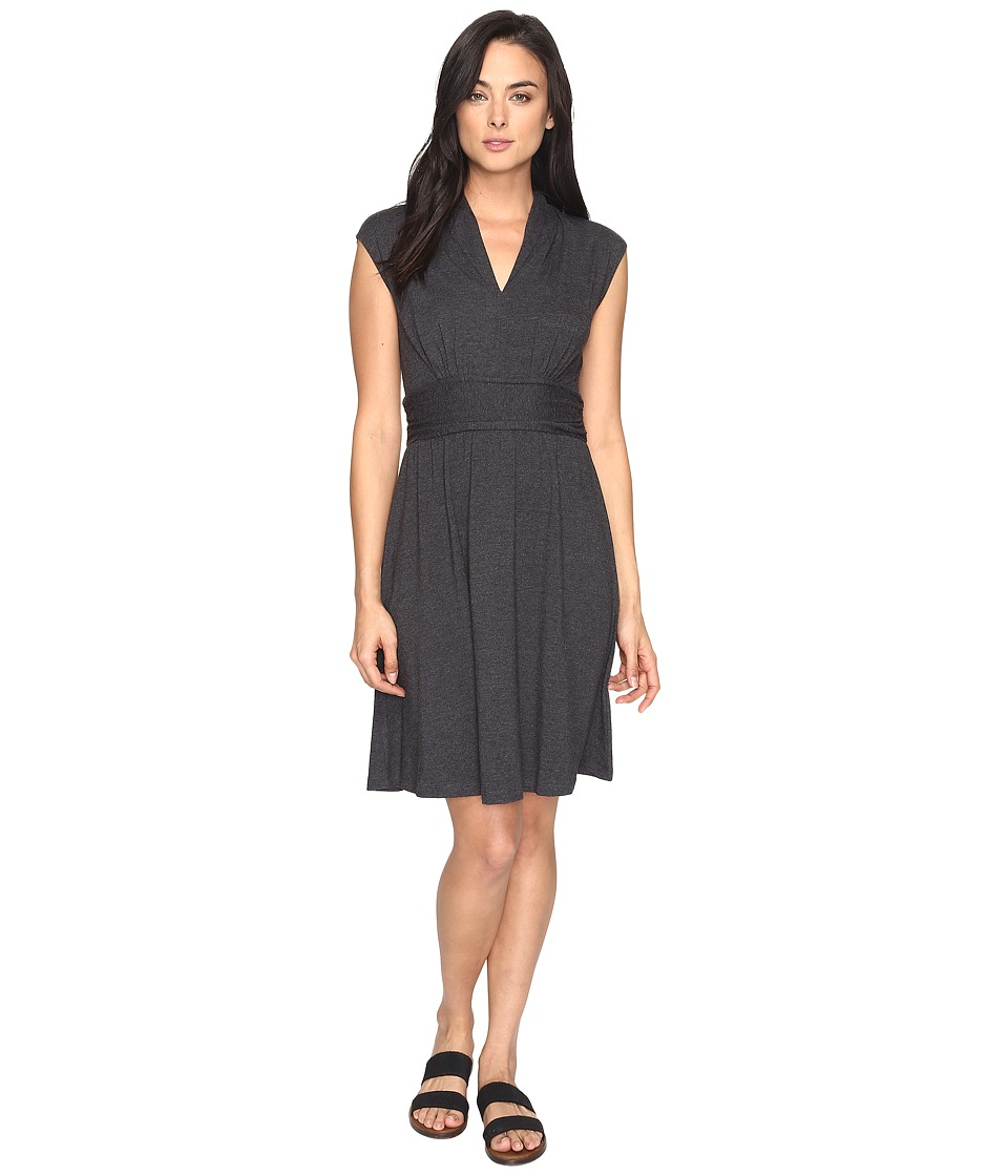 Prana Berry Dress (Black) Women