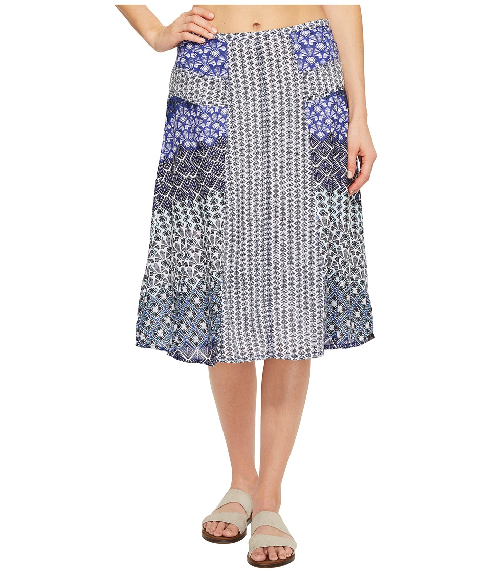 Prana Isadora Skirt (Cobalt) Women