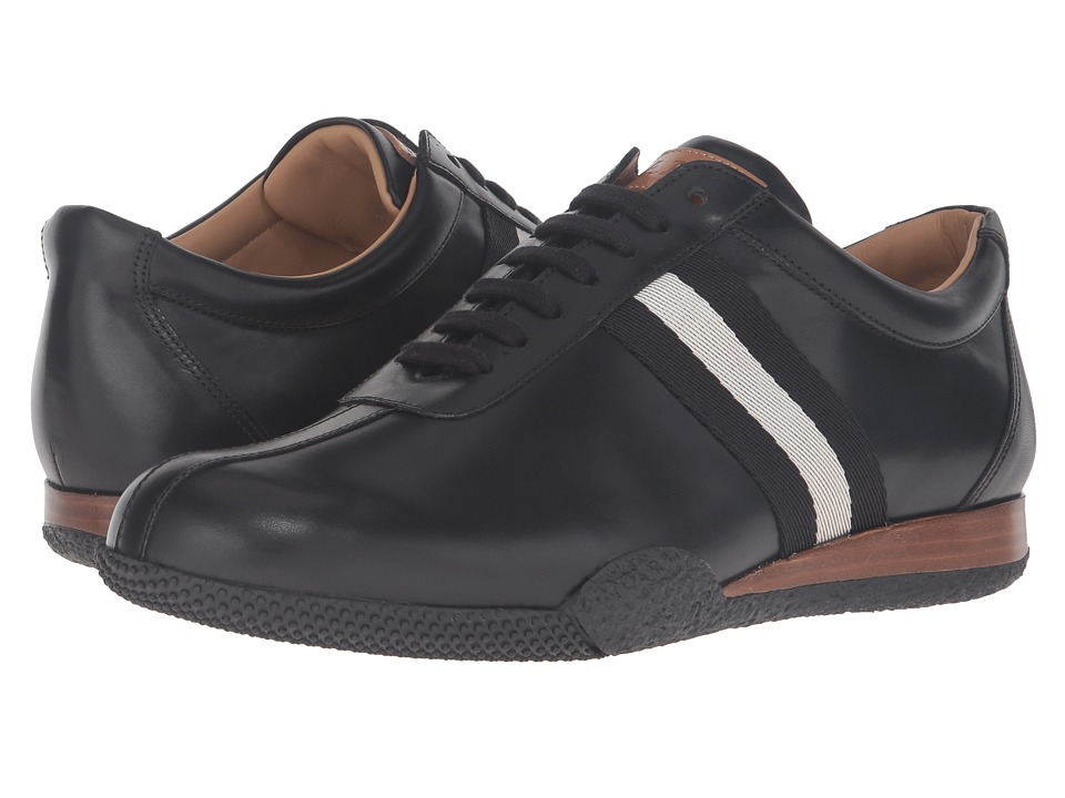 Bally - Frenz Sneaker (Black/Black) Mens Shoes