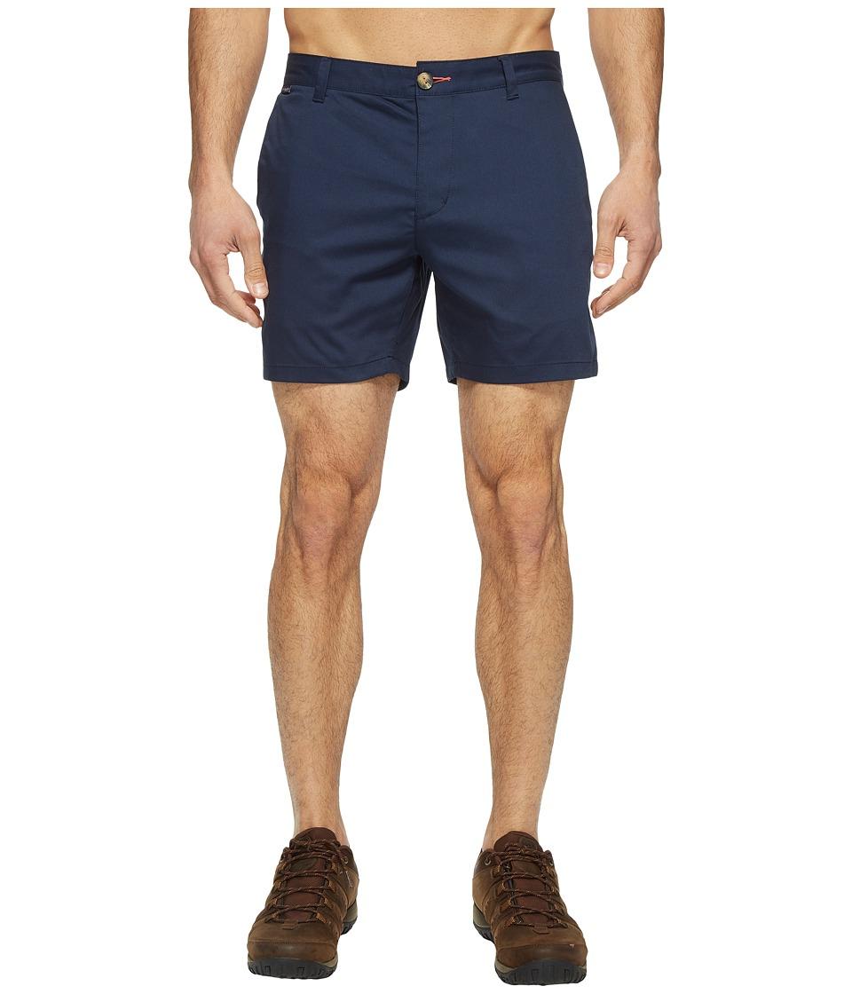 Columbia Harborside Chino Shorts (Collegiate Navy) Men