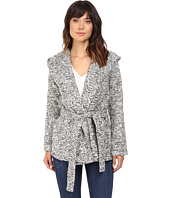 Jack by BB Dakota - Jacelyn Tweed Wrap Jacket