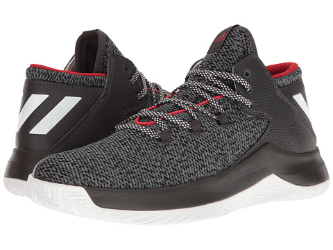 adidas Rise Up - Dark Grey Heather/Black/White