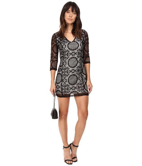 Jack by BB Dakota Yazmin Lace Dress w/ Contrast Lining