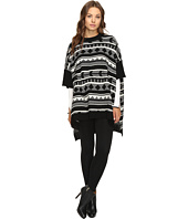 Jack by BB Dakota - Cyndi Jacquard Sweater Poncho