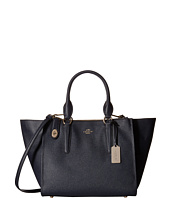 COACH - Crossgrain Leather Crosby Carryall