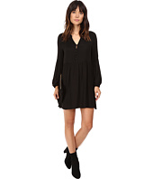 Jack by BB Dakota - Jerrilyn Rayon Crepe Long Sleeve Dress