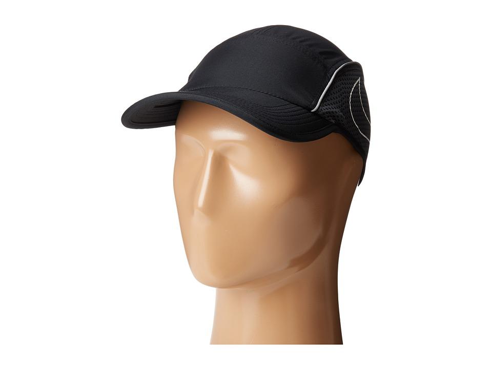 Nike - AeroBill AW84 Running Cap (Black/Anthracite/White) Caps