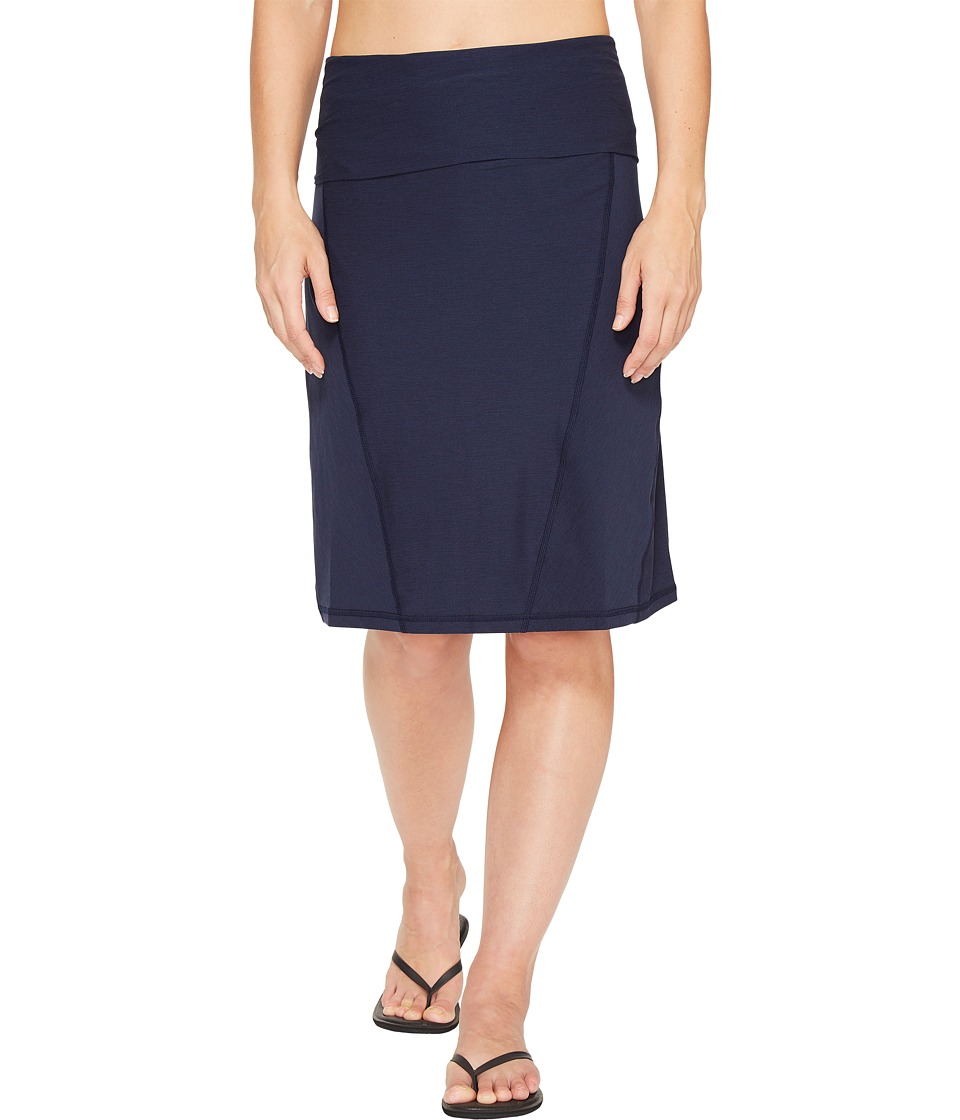 The North Face Getaway Skirt (Cosmic Blue Heather) Women