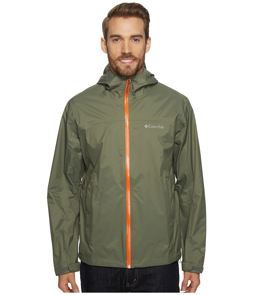 Columbia EvaPOURation Jacket (Cypress/Valencia) Men