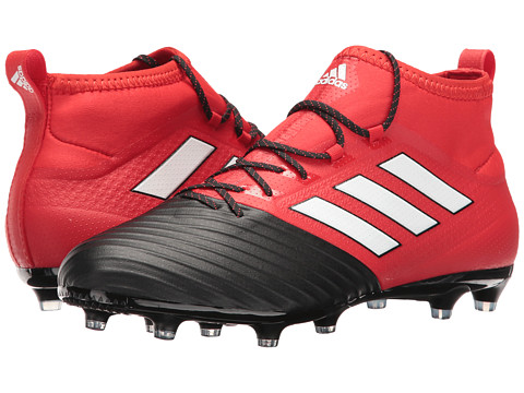 adidas Ace 17.2 Primemesh FG - Red/Footwear White/Core Black