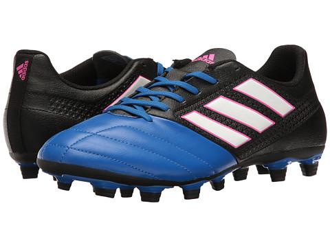 adidas Ace 17.4 FxG - Core Black/Footwear White/Blue