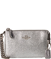 COACH - Box Program Glitter Nolita Wristlet 15