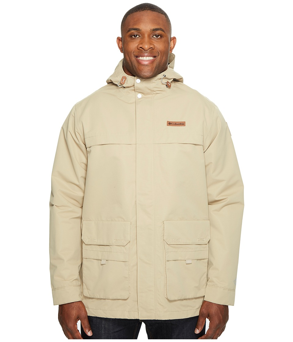 Columbia Big Tall South Canyon Jacket (British Tan) Men