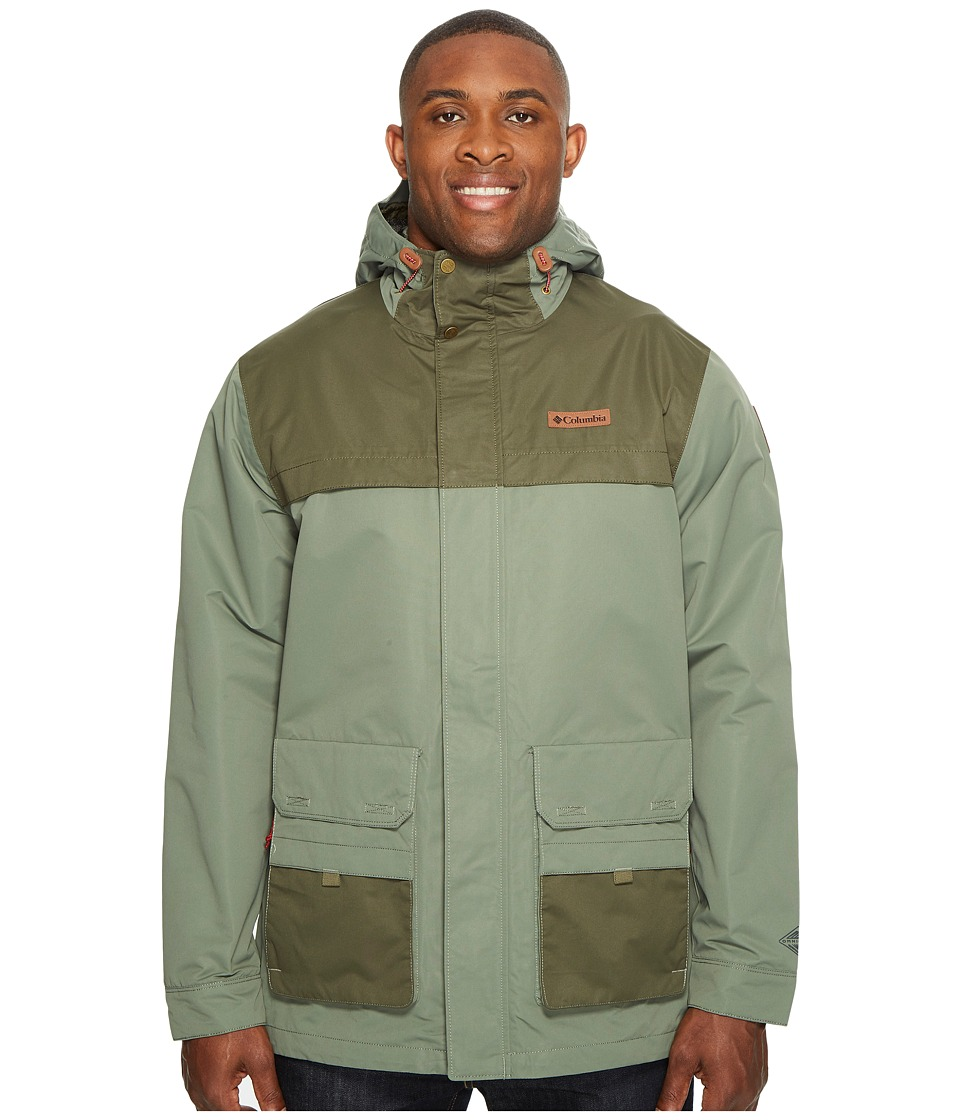Columbia Big Tall South Canyon Jacket (Cypress/Peatmoss) Men