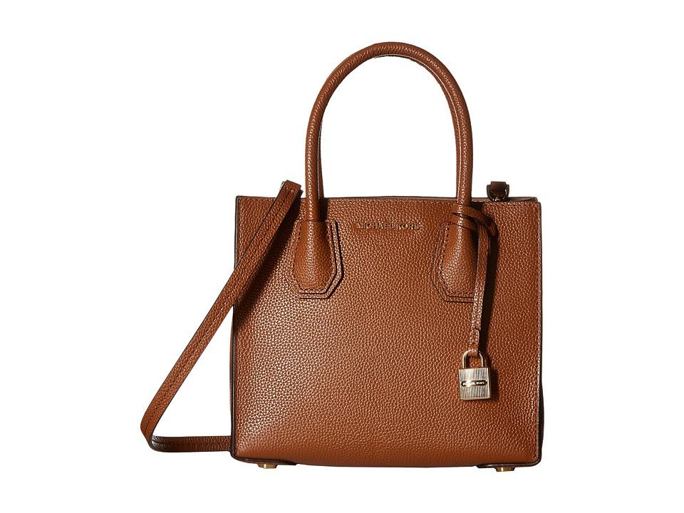 MICHAEL Michael Kors - Mercer Md Messenger (Luggage) Messenger Bags