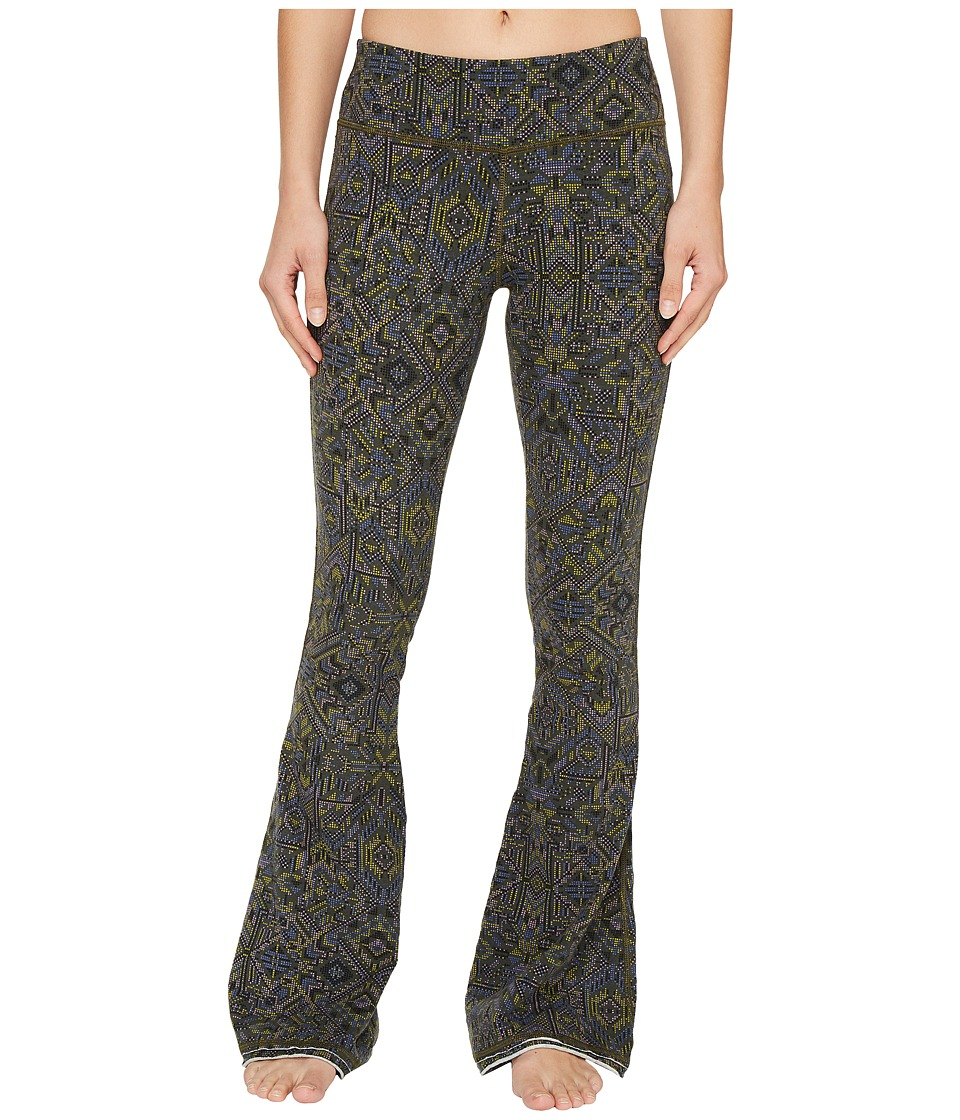Prana Juniper Pant (Cargo Green On Point) Women