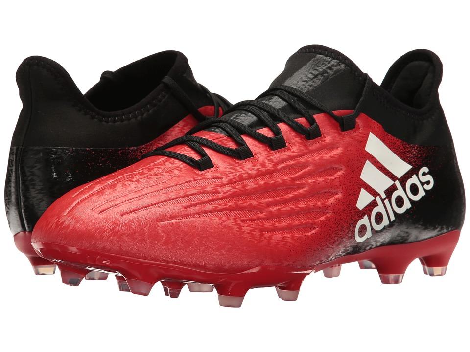 adidas X 16.2 FG (Red/Footwear White/Core Black) Men