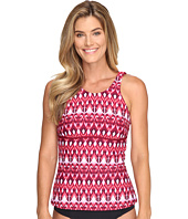 Next by Athena - Native Mantra High Tide Tankini Top